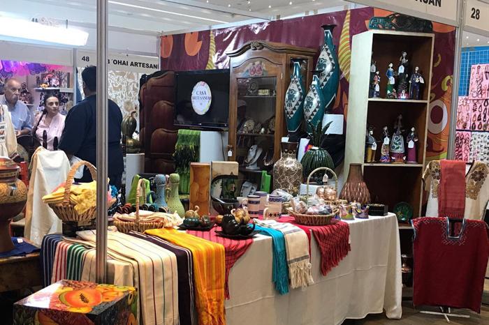 Artesanías De Michoacán Presentes En Feria Internacional
