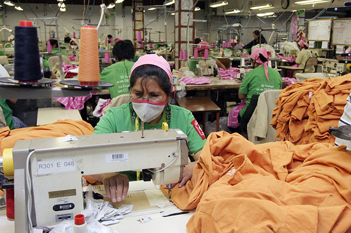 Textileros