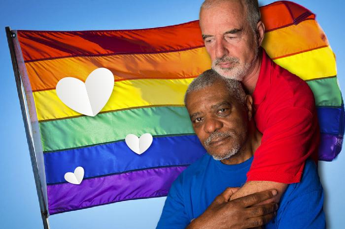 Gay muy viejos con otros gay viejos