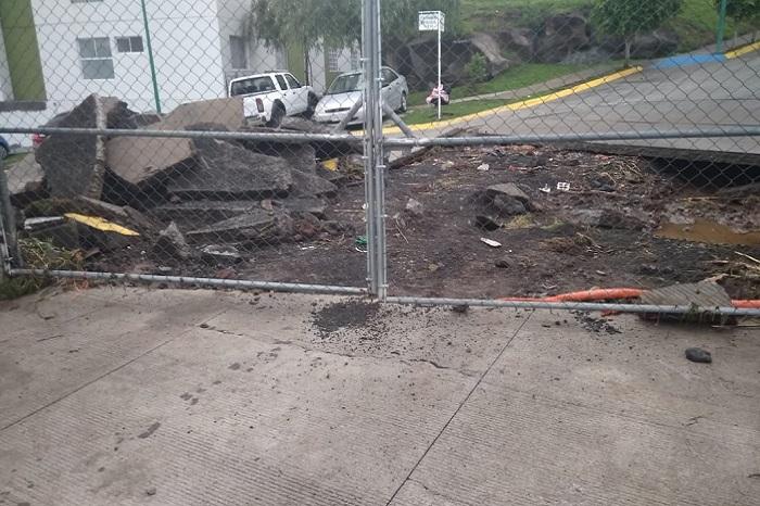 Vecinos De Terrazas Quinceo Demandarán A Constructora