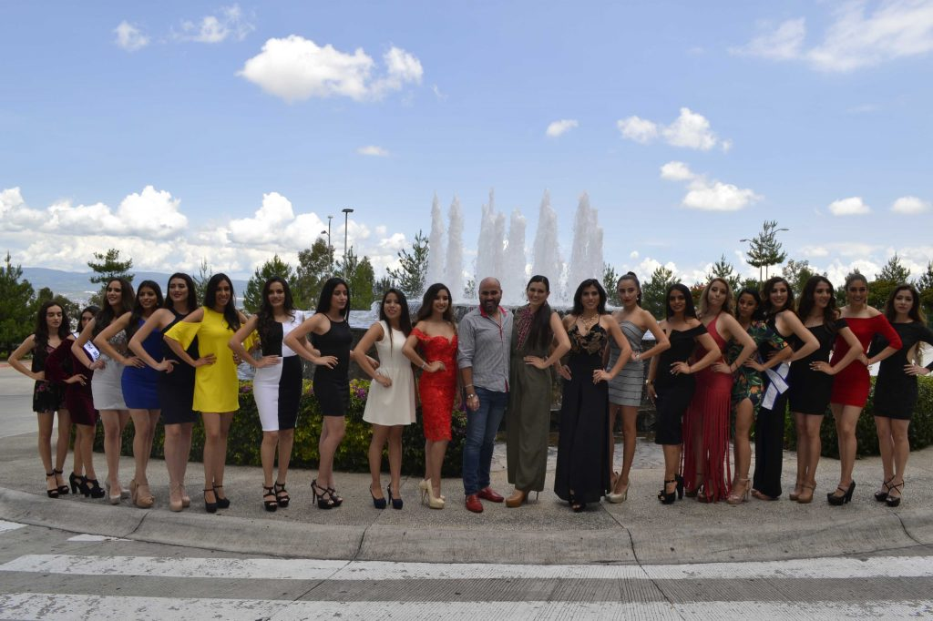 Miss Michoacán busca a su reina