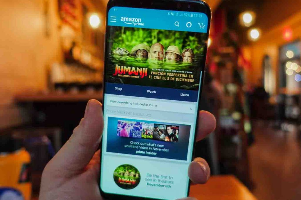 amazon prime video se convierte en tendencia en internet