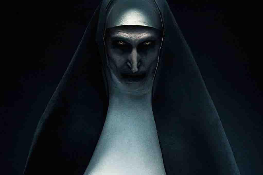 la monja sigue despertando curiosidad y morbo