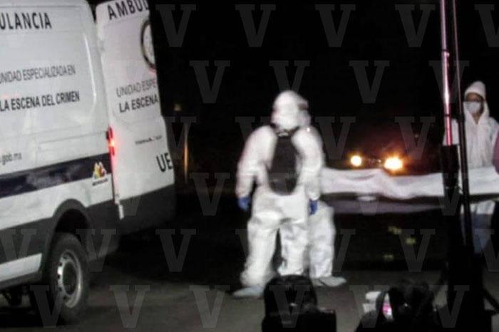 APATZINGÁN Hallan cadáver baleado en la carretera a Las Cahuingas