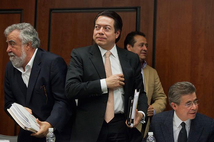 La bancada del Morena en el Senado plantea quitarle bienes a funcionarios públicos que estén vinculados a hechos de corrupción