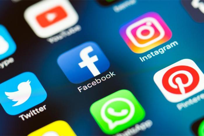 aplicaciones facebook instagram