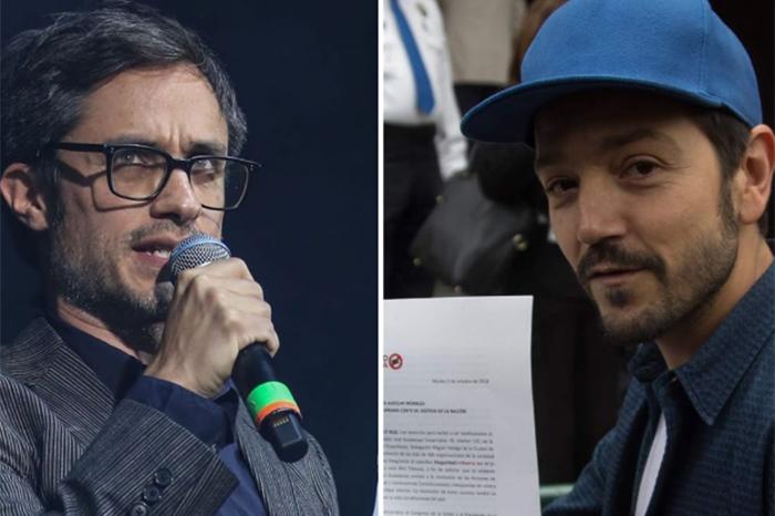 Gobiernos pasan y nada cambia, dice Diego Luna