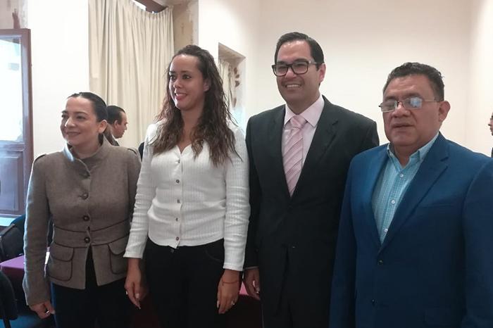 Se buscará fortalecer el organismo en la defensa y protección de los derechos humanos, anuncia CEDH y el Congreso