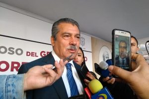 Raúl Morón en entrevista