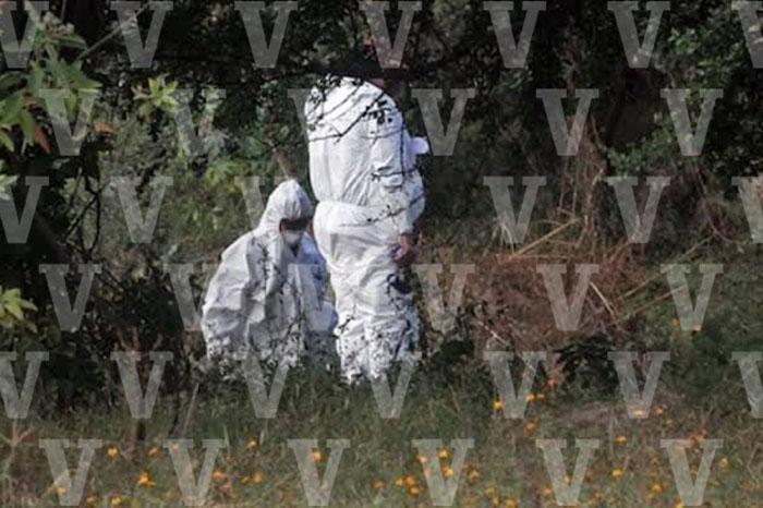 COALCOMÁN Dos hombres muertos a tiros son localizados en el municipio de Coalcomán