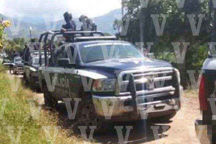 LA HUACANA Cadáver con herida de arma blanca es hallado en predio de La Huacana