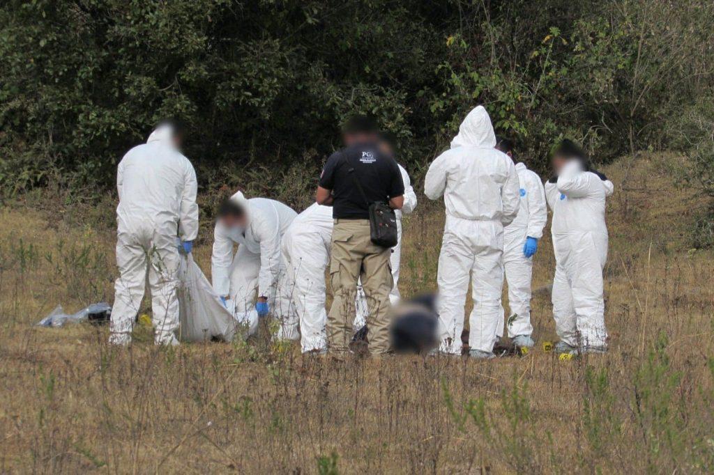 TZINTZUNTZAN Hallan a hombre y mujer asesinados en el municipio de Tzintzuntzan (3)