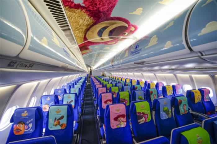 avion de toy story