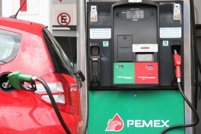 gasolineras en michoacan