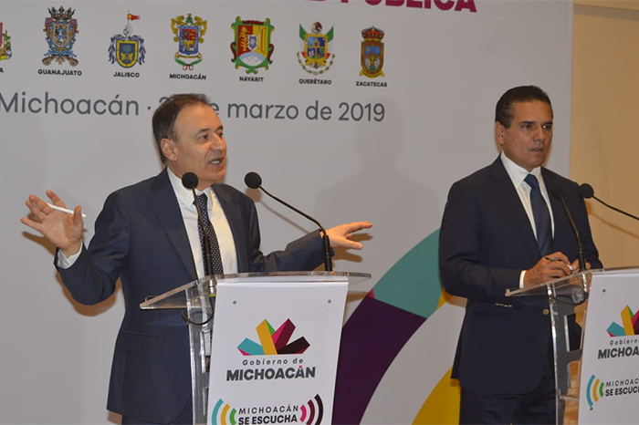 gobierno de michoacan