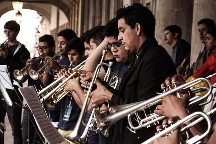 trumpetas