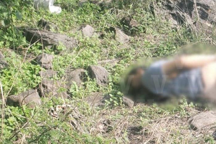 LA PIEDAD Cadáver con heridas de arma blanca es hallado a espaldas de Lapisa.jp g