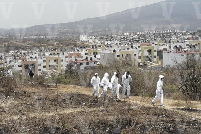 TARIMBARO En Hacienda del Sol hallan dos cadáveres parcialmente quemados (1)