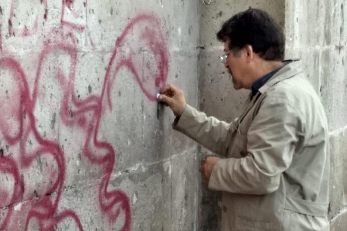 grafiti morelia