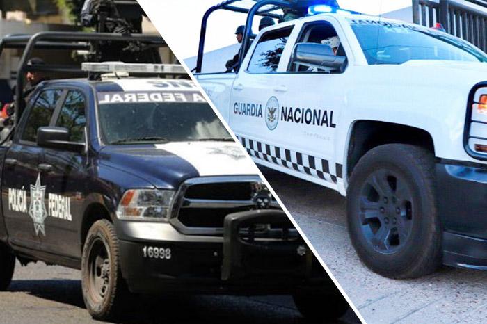 guardia nacional patrullas