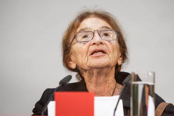 Falleció la filósofa Ágnes Heller