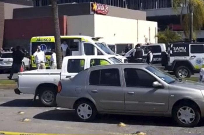 Reportan balacera en Plaza Galerías de Zapopan, Jalisco - Noticias de Hoy Puebla