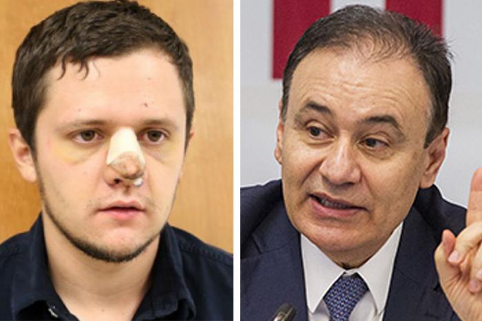 Durazo responde al CJNG: Ningún grupo criminal marcará la agenda del gobierno