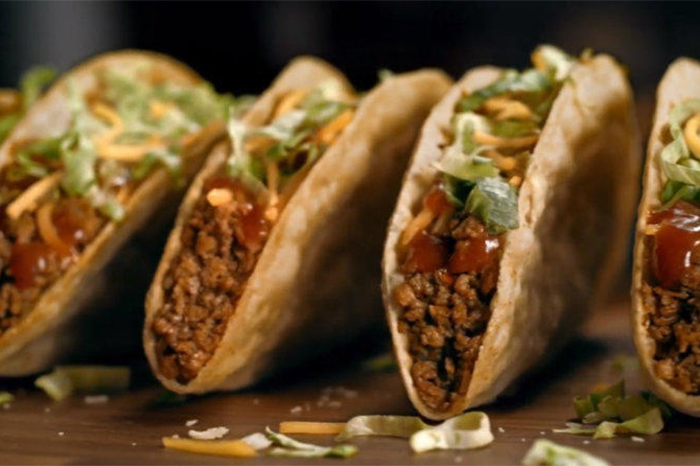 Burger King vende tacos mexicanos a un dólar en todo EEUU