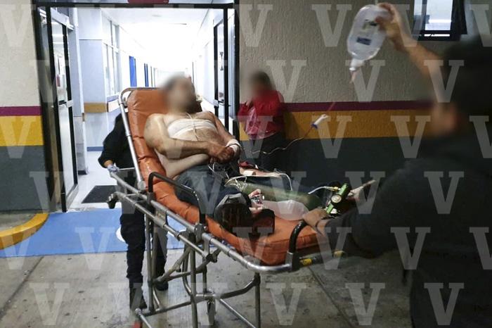 JACONA Jaconense queda herido tras ser baleado frente a su domicilio