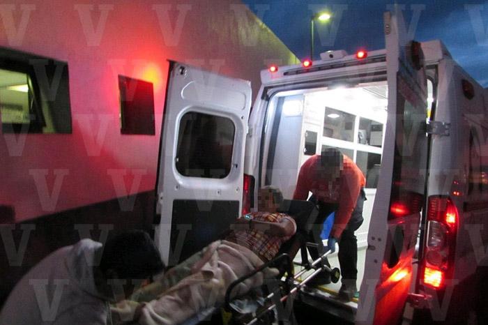 SANTIAGO TANGAMANDAPIO Muere un hombre y una mujer queda herida por ataque a balazos (2)