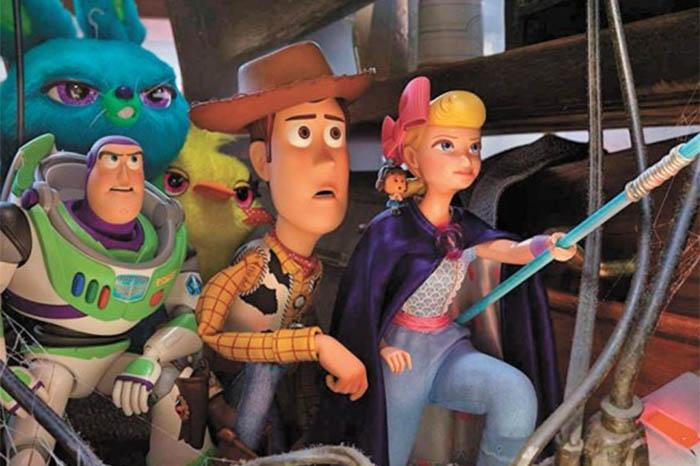 Toy Story 4 se convierte en la más taquillera de México — Histórico