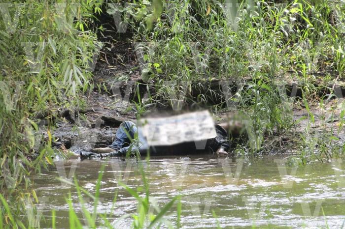 ZAMORA Encuentran un ejecutado en los límites de Zamora y Jacona, tenía mensaje (1)