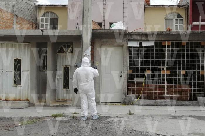 MORELIA Hallan a hombre muerto en domicilio del Residencial Torreón Nuevo, Morelia (2)