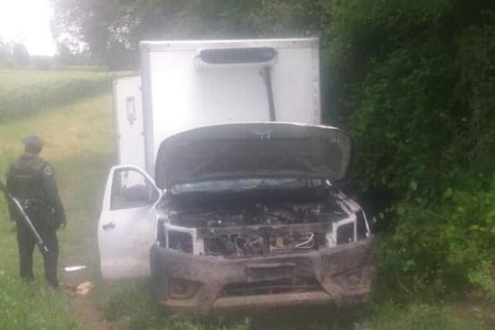 camioneta robada recuperan en alvaro obregon