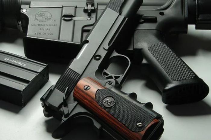 control de armas en estados unidos