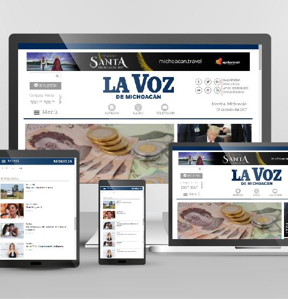 La Voz Online